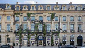 Внутри обновленного парижского флагмана Chaumet: стены, украшенные тиарами, истории любви и достопримечательности