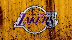 Новые кольца американского баскетбольного клуба Los Angeles Lakers для чемпионата NBA