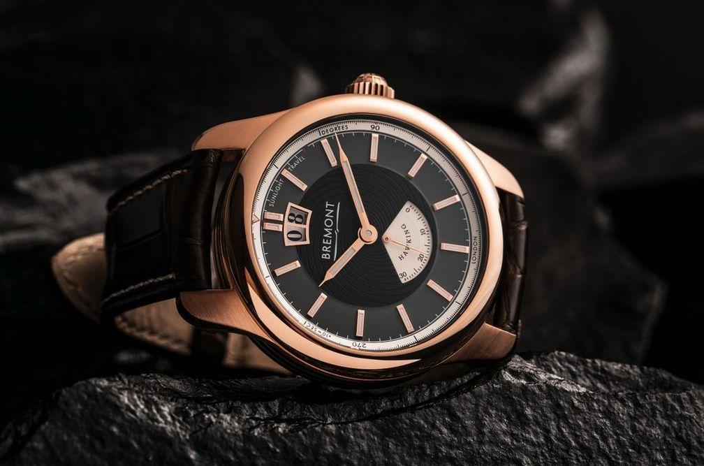 Часы Stephen Hawking Limited Edition из розового золота