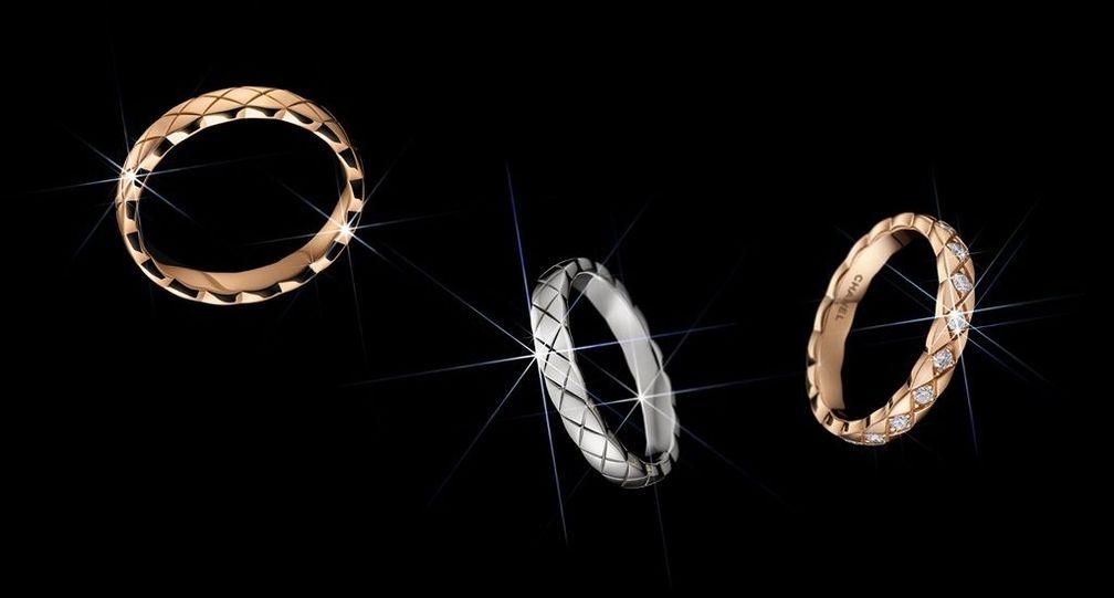 Мини-кольца Coco Crush от Chanel