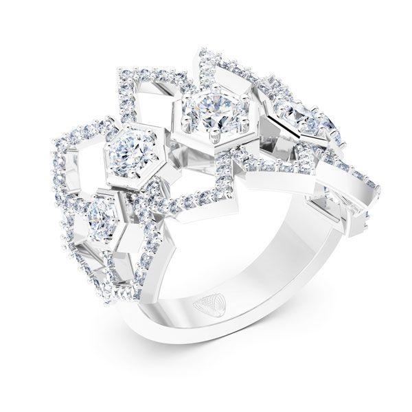 Кольцо Luminous Diamonds