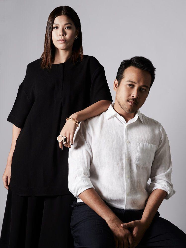 Лин Жуйин и Афзал Имрам из Sate Property