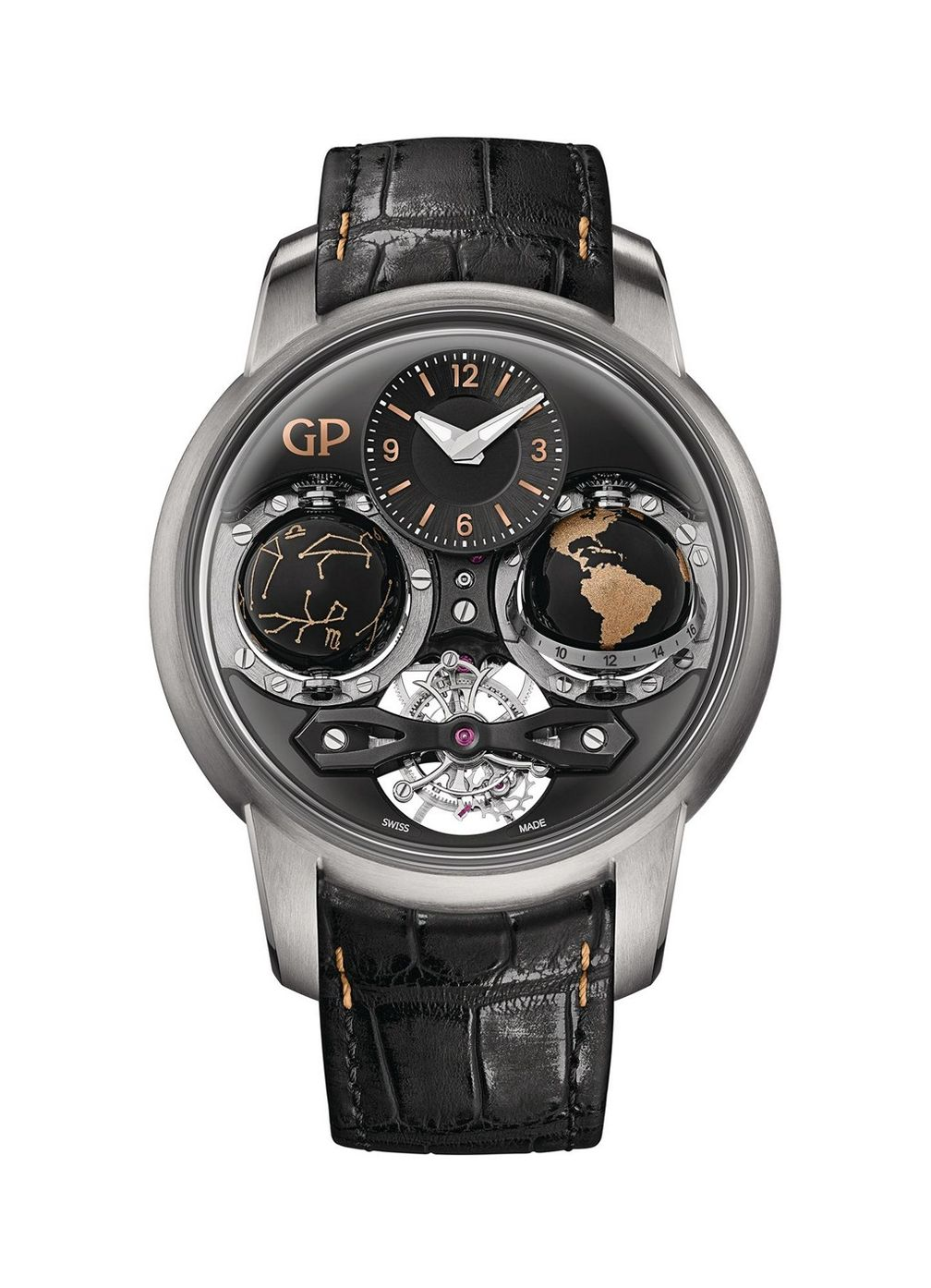 Cosmos Infinity Edition – Above and Beyond от Girard-Perregaux