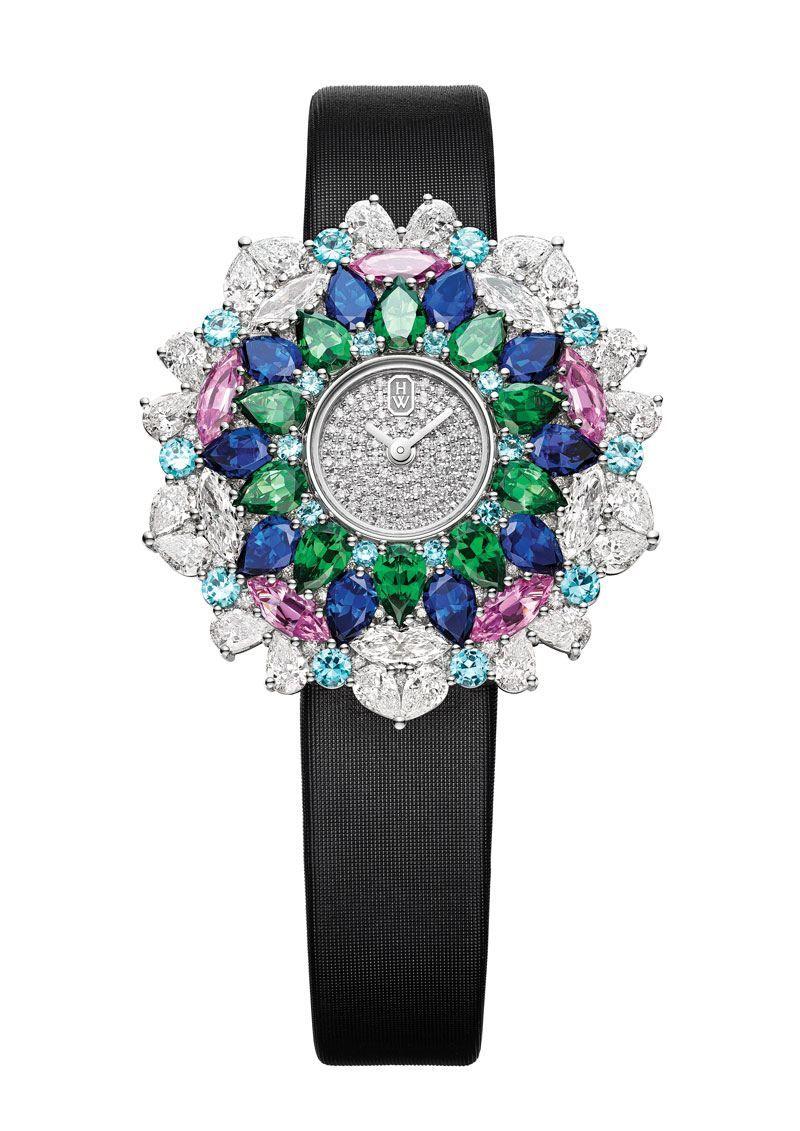 Часы Kaleidoscope от Harry Winston