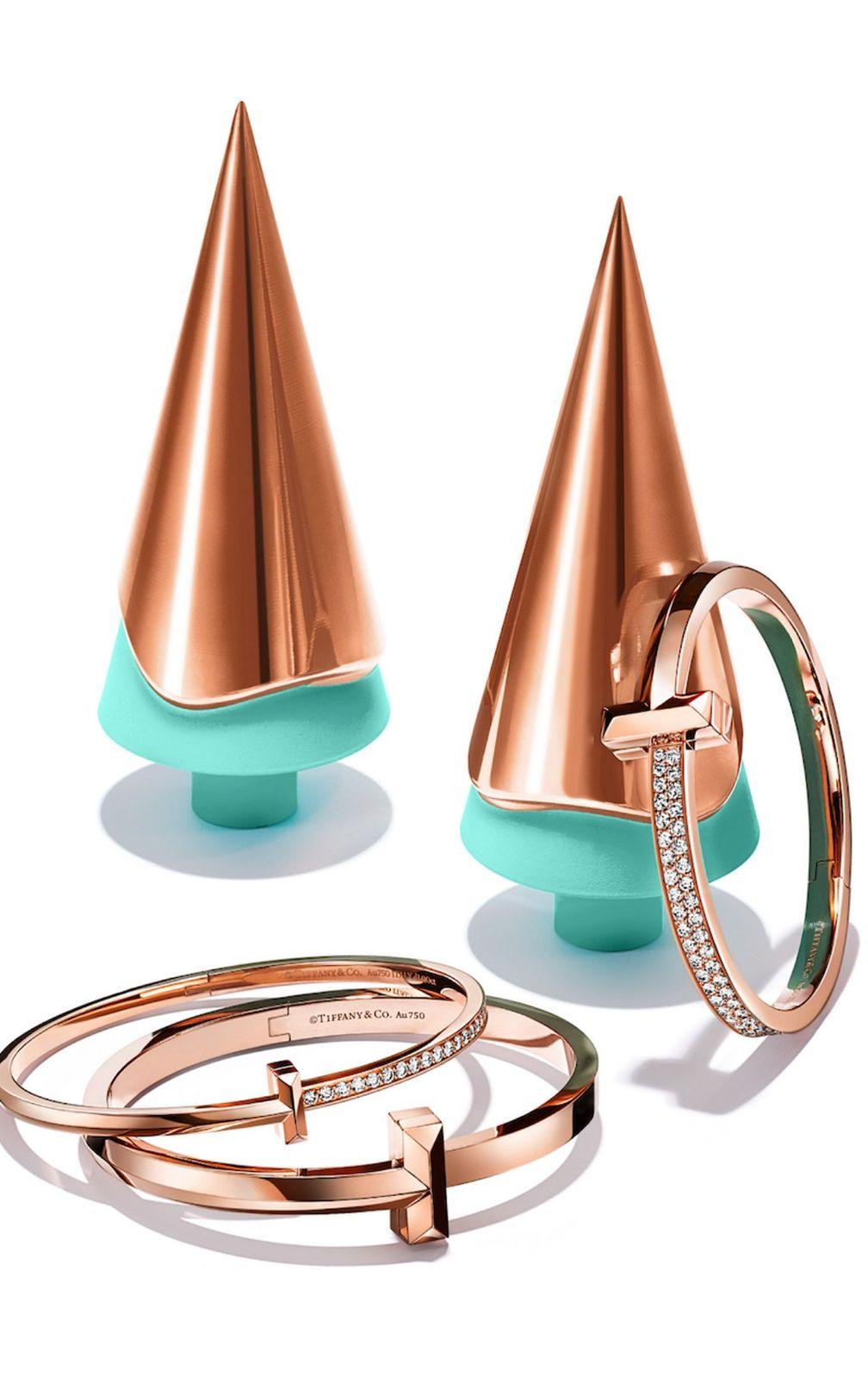 Браслеты Tiffany T1 от Tiffany & Co.