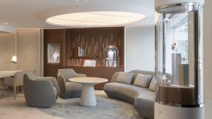Van Cleef & Arpels обновили дизайн флагманского магазина
