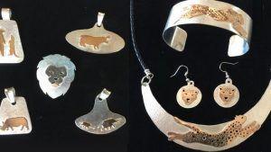 Ювелирные украшения в стиле сафари