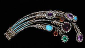 Ювелирные украшения в стиле рококо