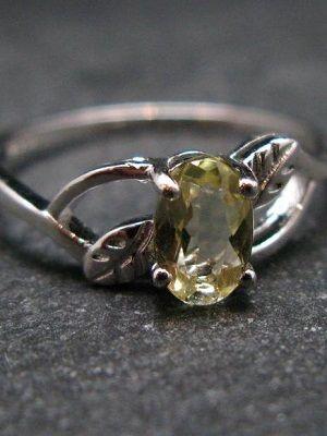 кольцо с гердеритом