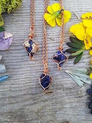 Азурит: свойства и применение камня в ювелирном деле
