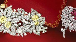 Дизайнерские решения Cartier от Belle Époque до послевоенной эпохи