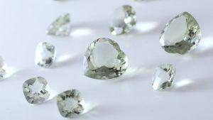 Облучение драгоценных камней
