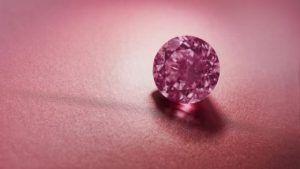 Рекордная стоимость розовых алмазов из закрывшегося рудника Аргайл