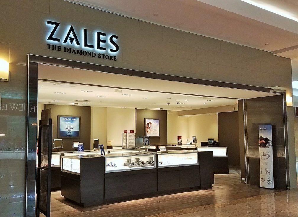 Компания Zales запустила онлайн-платформу