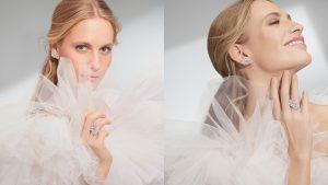 Поппи Делевинь – лицо новой коллекции высокого ювелирного искусства Precious Lace от Chopard