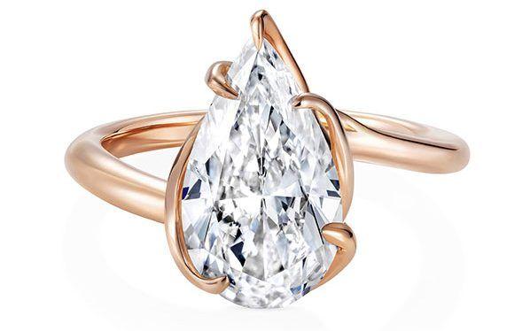 Три изысканных бриллиантовых кольца, воплощающих радикальную простоту