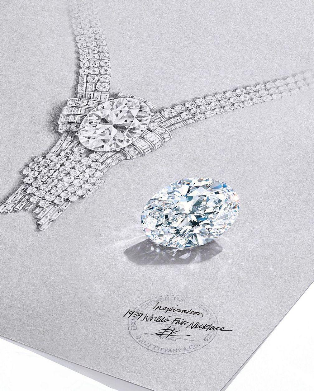 Безупречный бриллиант весом 80 карат, цвета D