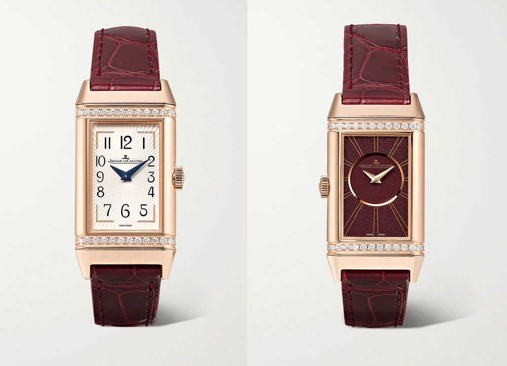 Reverso One Duetto от Jaeger-LeCoultre
