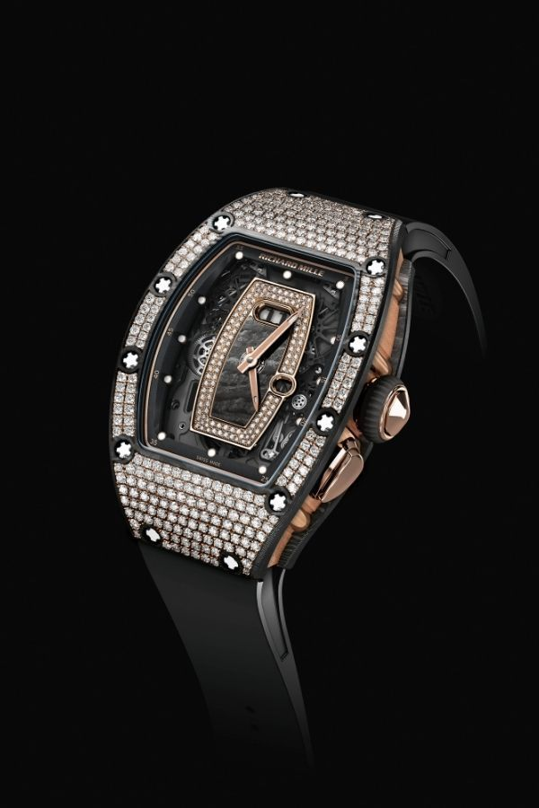 Часы RM 037 с бриллиантами