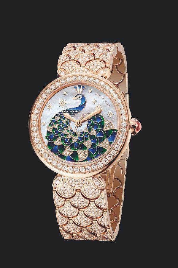 Divas' Dream Peacock Diamonds