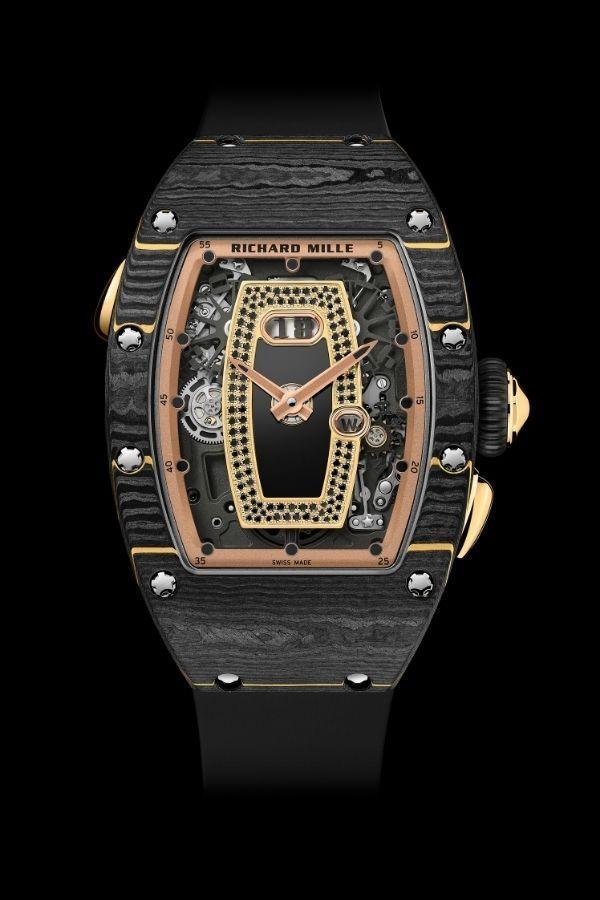 RM 037 Gold Carbon TPT