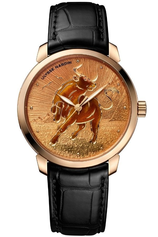 Classico Year of the Ox от Ulysse Nardin
