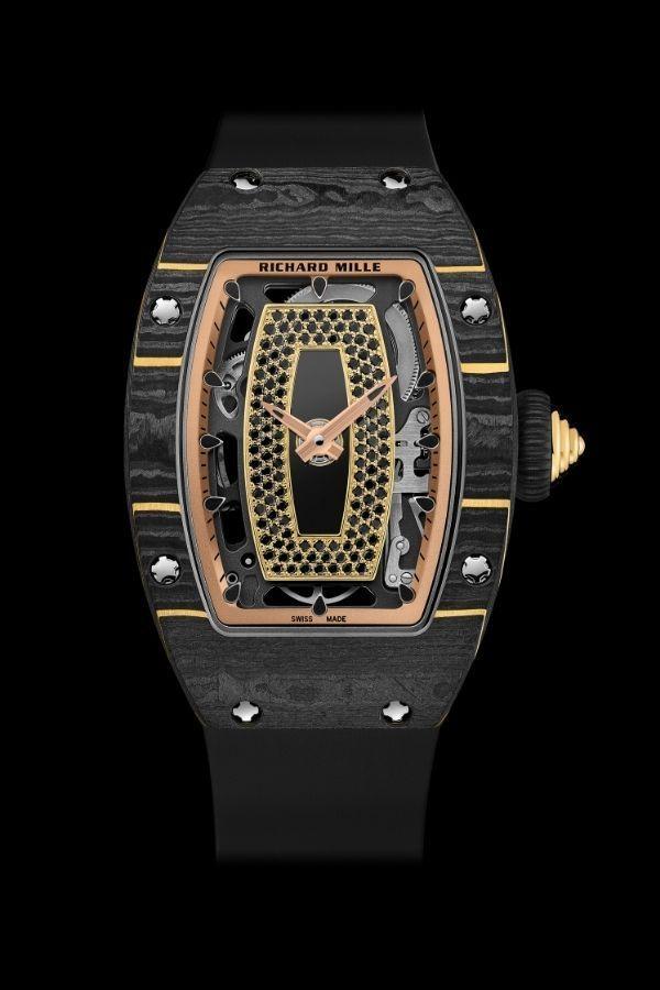 RM 07-01 Gold Carbon TPT