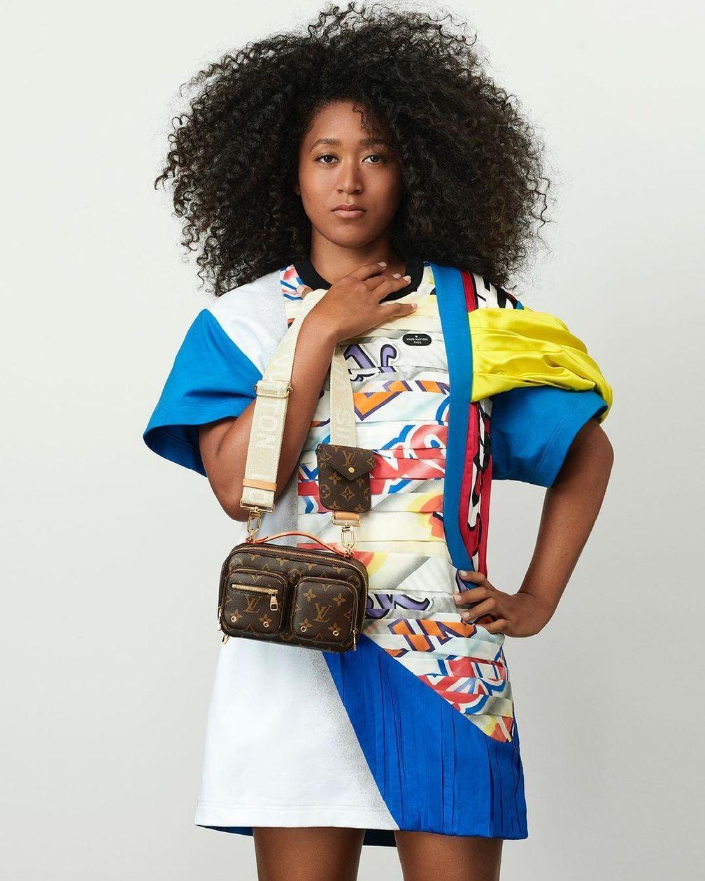 Наоми Осака – амбассадор бренда Tag Heuer
