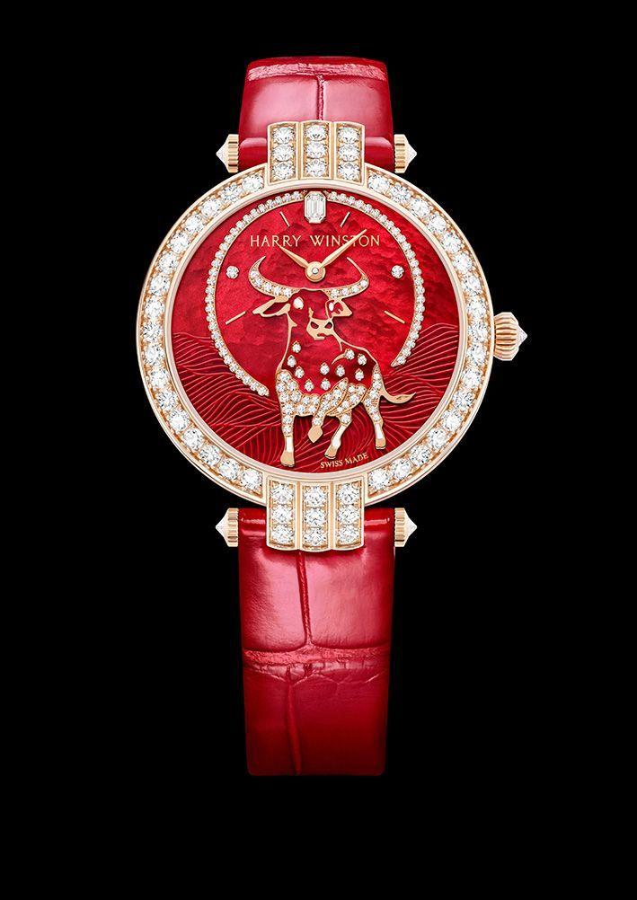 7 роскошных часовых брендов празднуют китайский Новый год