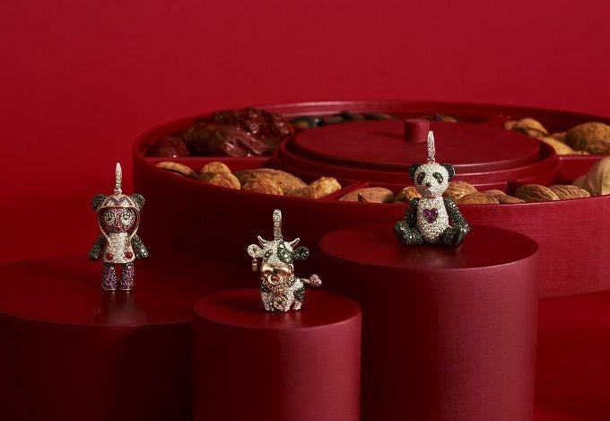 Ювелиры представили коллекции в стиле китайского Нового года