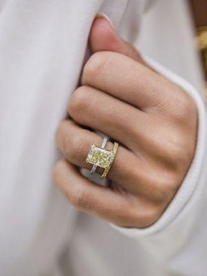 кольцо с трифаном