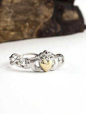 Что такое кладдахское кольцо