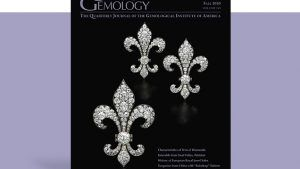 Выпуск очередного номера «Gems & Gemology»