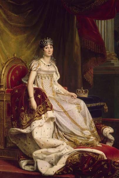 История любви императора Наполеона и его жены Жозефины отмечена на новой выставке Chaumet