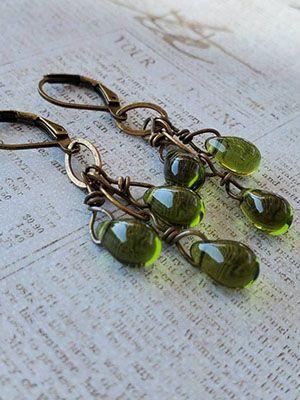 Оливин: свойства камня и его применение в ювелирном деле