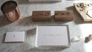 Дизайнер Эшли Торн о своей коллекции обручальных колец