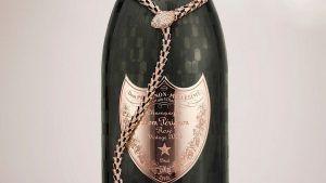 Bulgari сочетает шампанское Dom Pérignon с изысканными украшениями
