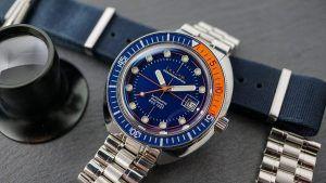 Bulova выпускает новую версию культовых часов Devil Diver