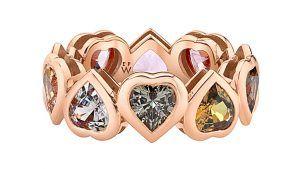 Лимитированная капсульная коллекция Gemstone Heart от Эмили П. Уиллер