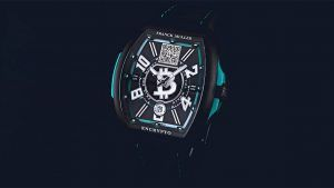 Новые часы Franck Muller можно использовать как биткойн-кошелек, и для их покупки вам понадобится криптовалюта