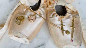 Прима-балерина Изабелла Бойлстон не может обойтись без бриллиантов