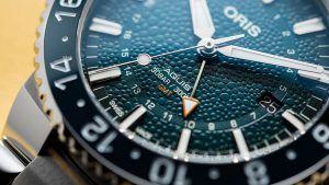 Oris представляет часы Whale Shark, выпущенные ограниченным тиражом