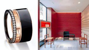 Дизайнер Флавин Джадд превратил бутик Repossi в Монако в шедевр минимализма