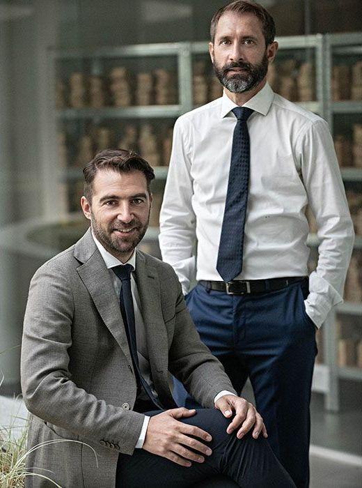 Паоло и Джорджио Ре