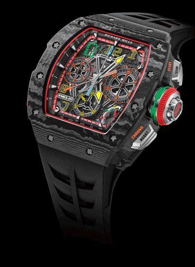 Richard Mille и Ferrari разработают модели часов