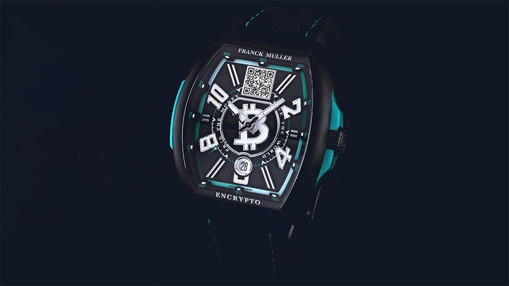 Часы оснащены швейцарским автоматическим механизмом Calibre FM 0800