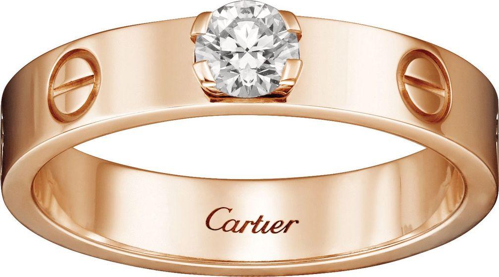 Побалуйте своих любимых украшениями от Cartier в День святого Валентина