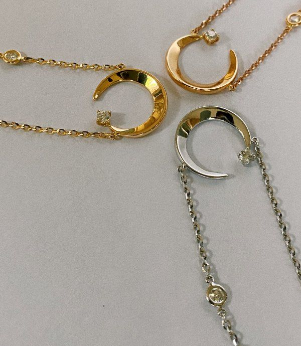 Классические ожерелья Luna