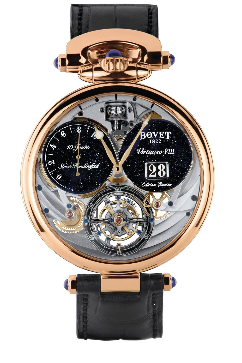 часы Virtuoso VIII Chapter Two от Bovet 1822