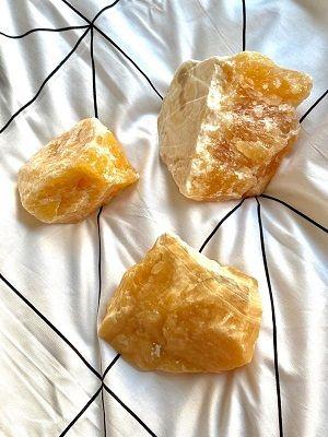 оранжевый кальцит